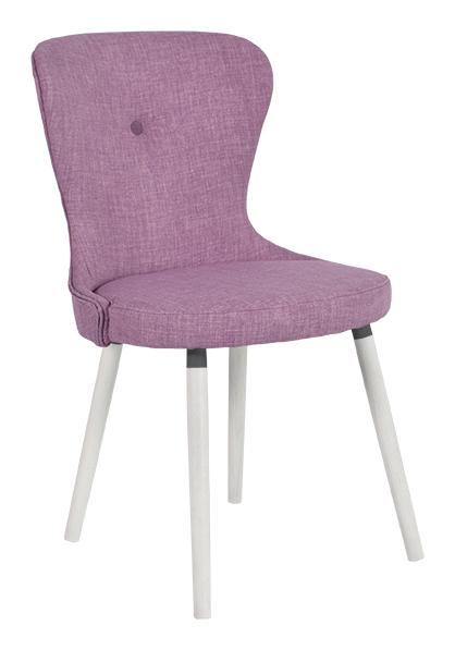 Betty stol lila textil - RGE - Möblera Online