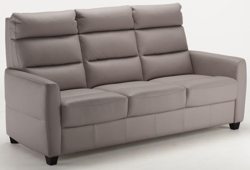Comforto 3-sits soffa i Labrador 24 - Pohjanmaan