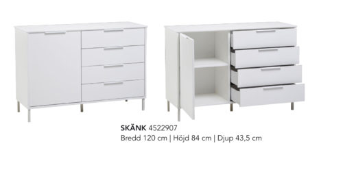 Elli skänk - Hiipakka - Möblera Online