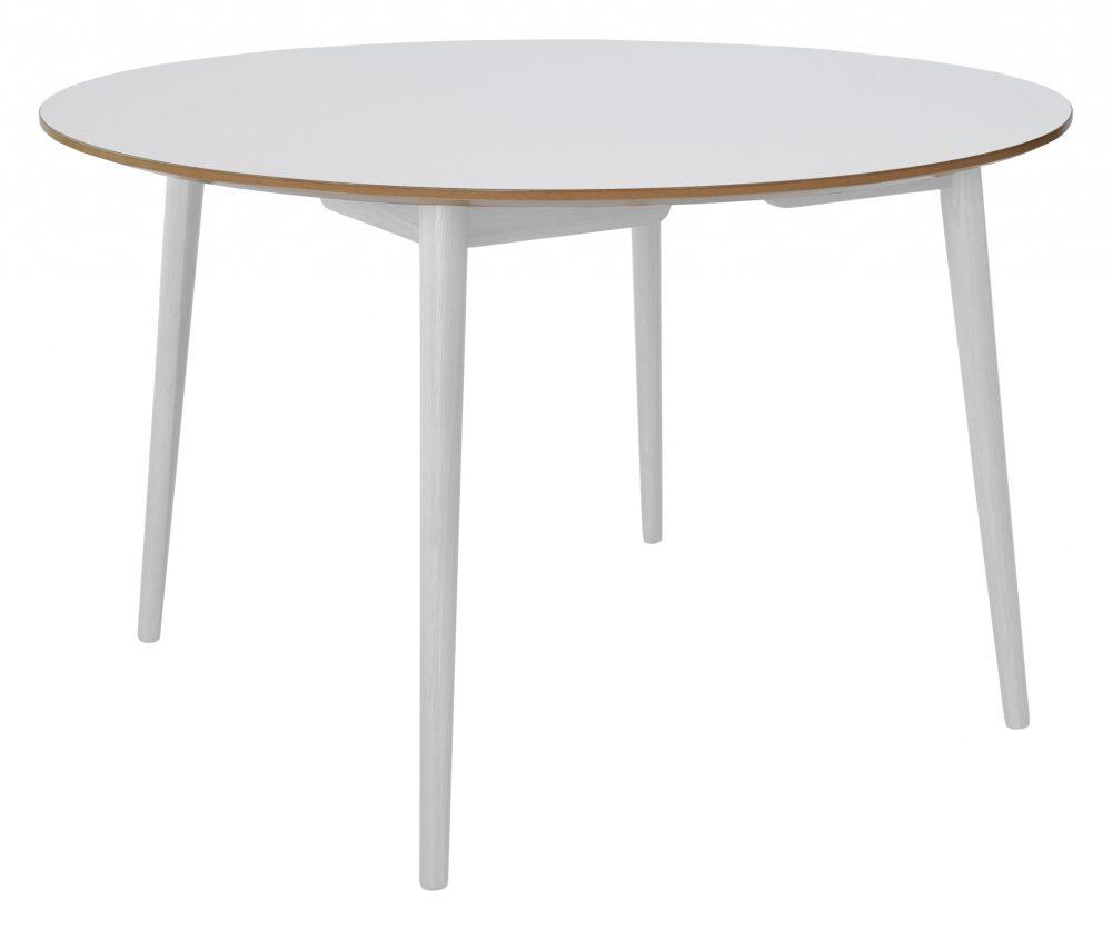 Perstorp runt matbord vit - RGE