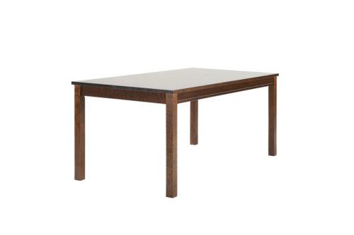 Classic matbord i mörk valnöt - Pohjanmaan