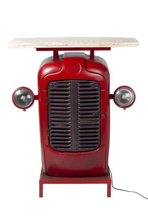 James barbord röd - Möblera Online