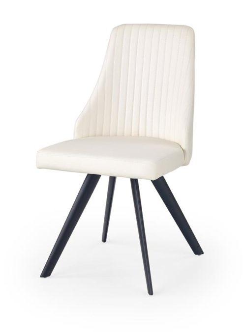 Newcastle design_matstol_eco läder