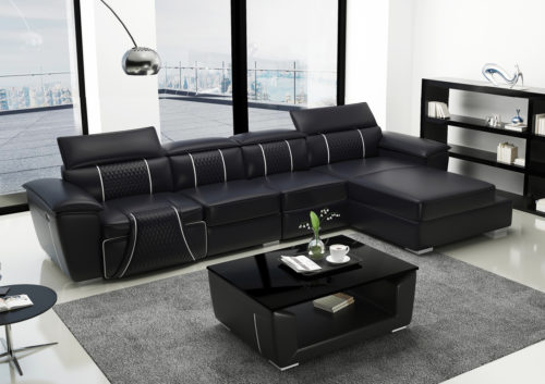 Los Angeles C recliner divansoffa